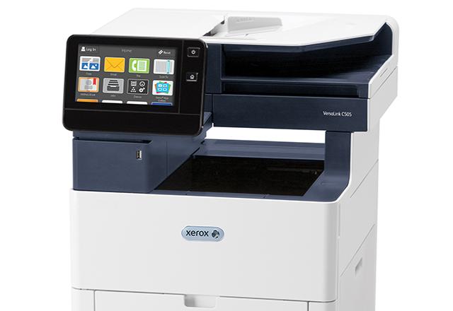 Impressora Multifuncional Xerox VersaLink C505